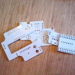 Newly fabricated Elbeano PCBs